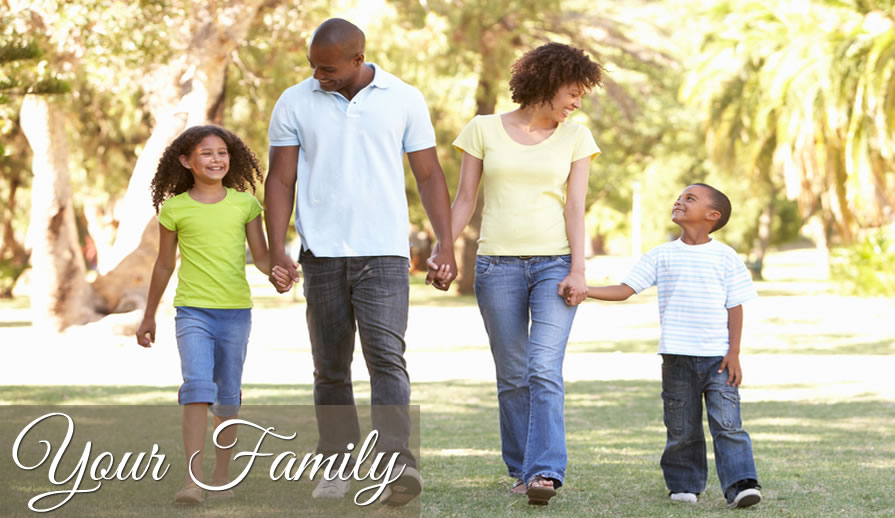 Your Family - Dr. Cynthia Thorp, Psy.D. | Serving Minden and all of Northern Nevada